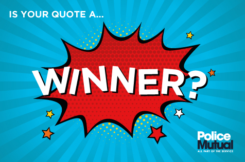 Is your quote a winner?